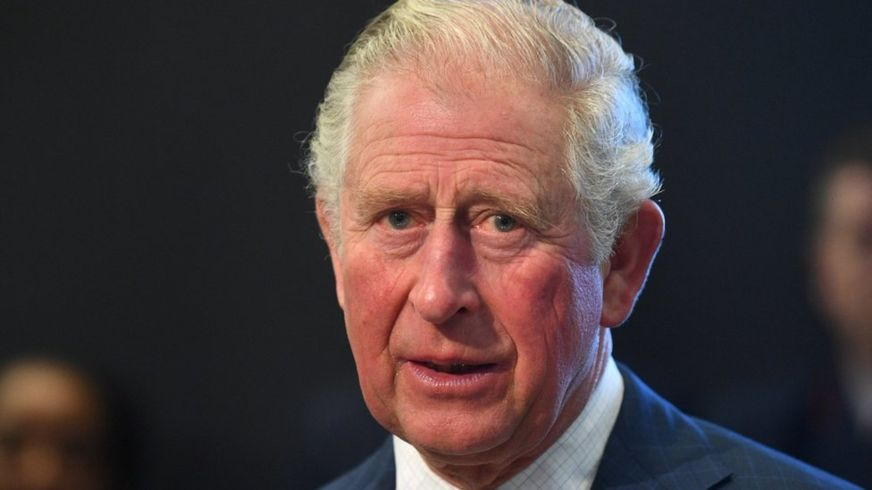 Prince Charles has tested positive for coronavirus. Courtesy photo