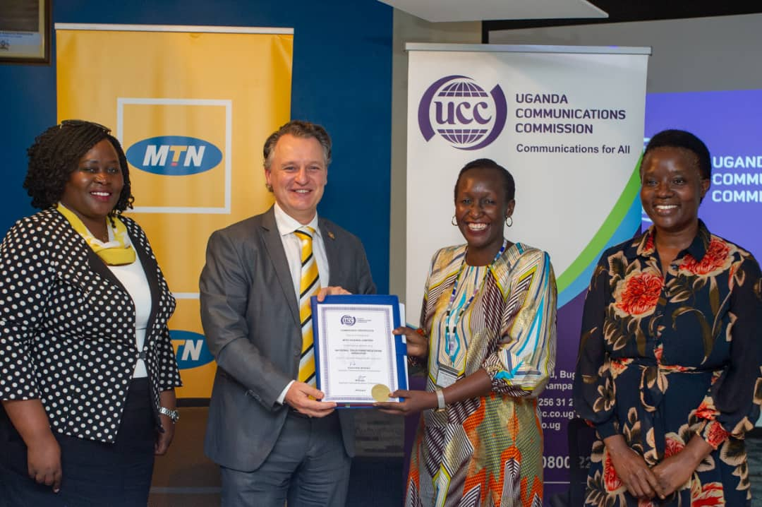 Ms Kaggwa Sewankambo congratulated MTN and Uganda on this milestone and expressed readiness to continue to work with the telecom operator to modernise the communications sector and to provide quality and affordable services to the people of Uganda