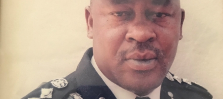Former Police boss John Kisembo. Courtesy photo