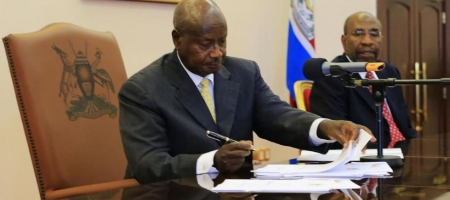 President Museveni is expected to reshuffle his cabinet this week