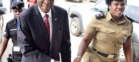 IGP Ochola returns to Parliament for vetting
