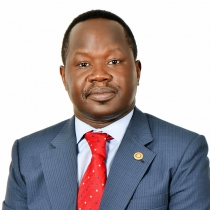 New EADB Country Manager Francis Ogwang. Courtesy photo