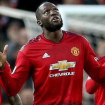 Lukaku's contract expires in July 2021 and, as reported by the Guardian, he will consider departing if United fail to qualify for the Champions League. Courtesy photo