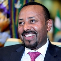 Abiy Ahmed became Ethiopia's prime minister in April 2018