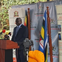 UNEB Executive Secretary Dan Odongo