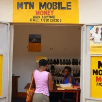 Mobile money in Uganda is growing