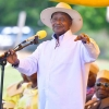 President Museveni in Lango recently. PPU photo