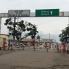 Rwanda-Uganda border at Katuna. Courtesy photo