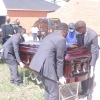 Ezra Bunyenyezi is laid to rest