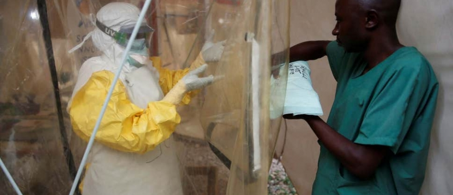 The Ebola epidemic spread from neighbouring DRC. Courtesy photo