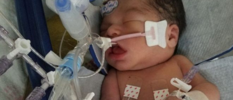 US baby cut out of the womb after mother's brutal murder dies. Courtesy photo