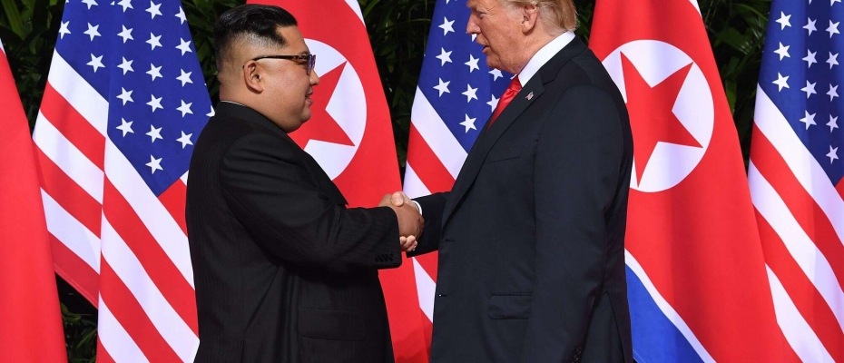 Presidents Donald Trump and Kim Jong Un had a historic meeting recently. Courtesy photo