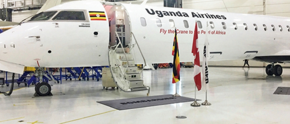 """There is no news as great as hearing this! Long way you have come Uganda Airlines and you are almost there, that is the beauty in it all. We cannot wait to fly the crane,"" Uganda Airlines revealed in a tweet."