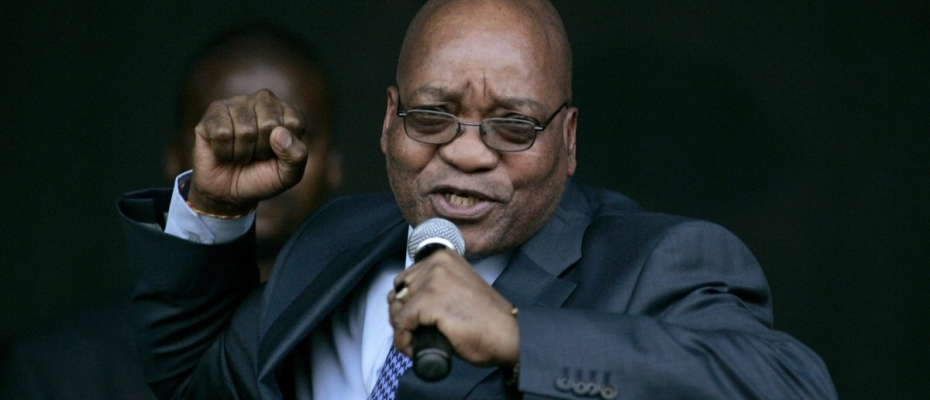 I thought I should brighten up your day,Zuma said in a video posted on Twitter. Courtesy photo