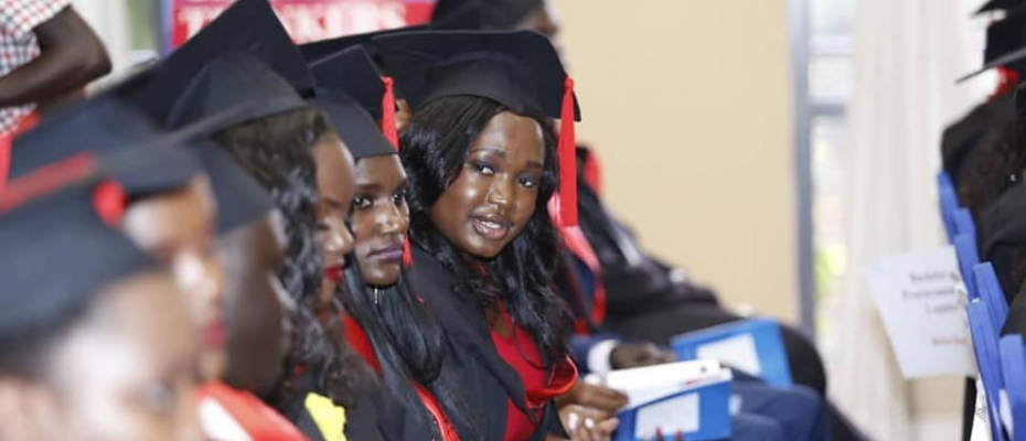 At least 50 students have graduated from Victoria University