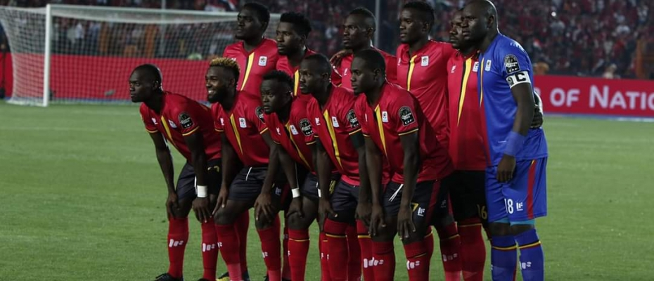 Uganda Cranes team for Kenya test is dominated by senior players