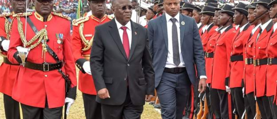 President John Magufuli confirmed the move to Dodoma was complete. Courtesy photo
