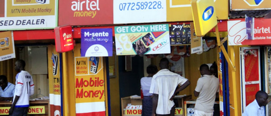 The BoU report shows that only 15.5 million (59.9%) of mobile money subscribers were active users
