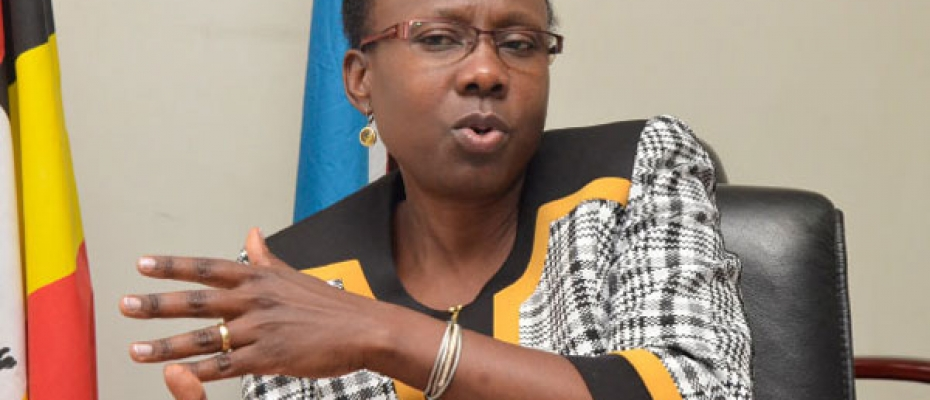 Health Minister Dr Ruth Aceng. Courtesy photo