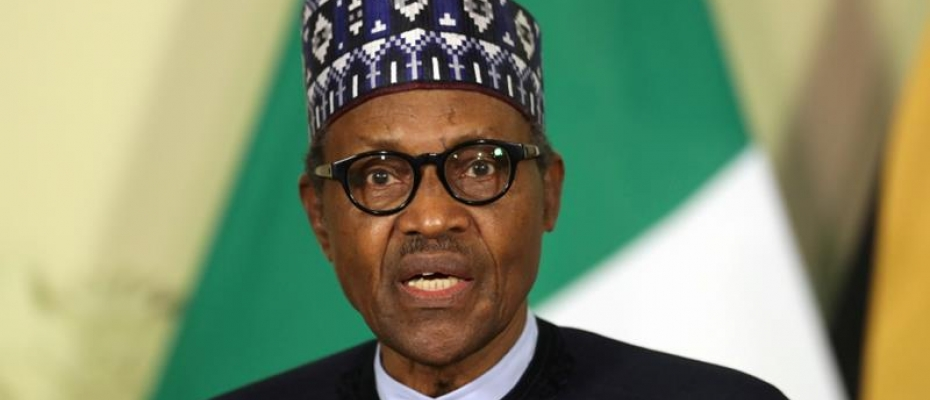 President Muhammadu Buhari announced the new restrictions to curb the spread of coronavirus in Nigeria. Courtesy photo