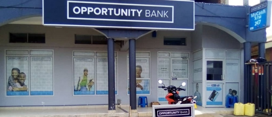 Opportunity Bank branch