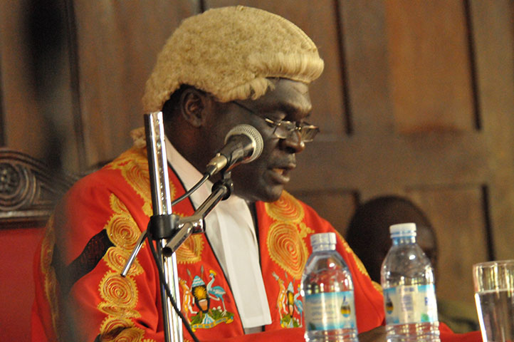 Alfonse Owiny-Dollo Appointed Chief Justice | The Kampala Post