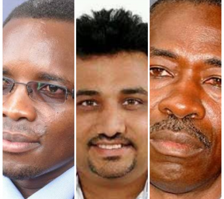 Dr Omona, Sanjay Tanna and Hon James Kakooza are among the top tax defaulters