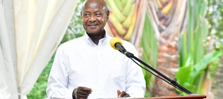 President Museveni has already been verified