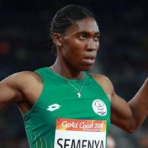 "Semenya, who won Olympic gold at London 2012 and Rio 2016, says she will ""once again rise above"". Courtesy Photo"