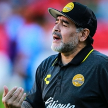 Maradona is in touch with his three children in Cuba. Courtesy photo