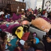 Foreign nationals fled to the church weeks ago after xenophobic attacks. Courtesy photo