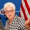 Outgoing US Ambassador to Uganda Deborah Malac. Courtesy photo