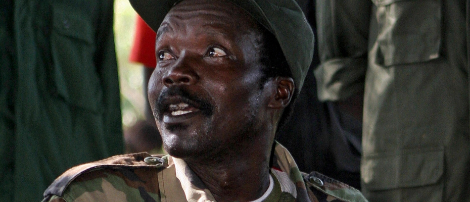 The Lord's Resistance Army rebel leader, Joseph Kony. Courtesy Photo