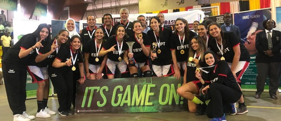 Egypt was crowned women champions.Photo by Thomas Odongo