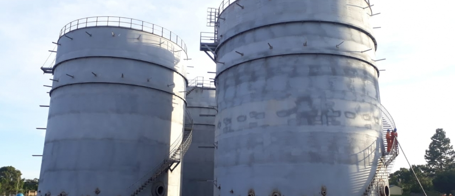 Uganda's strategic fuel storage terminal will be ready by 2020
