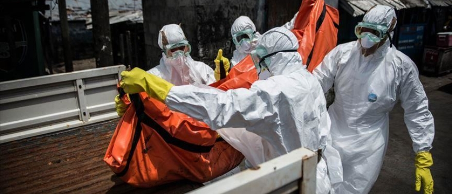 Over 2000 people have died of Ebola in DRC. Courtesy photo