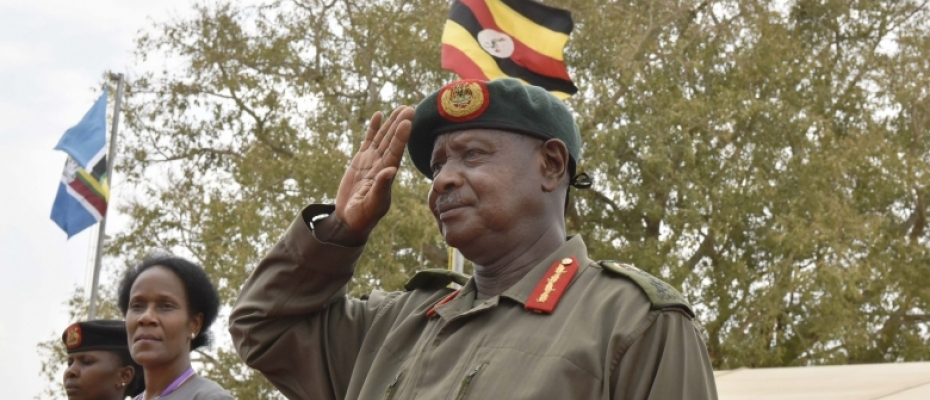Gen Yoweri Kaguta Museveni. Courtesy photo